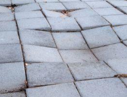 avvallamenti pavimentazioni