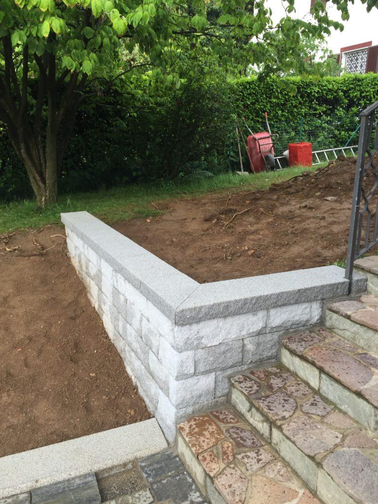 muri e rivestimenti angolo